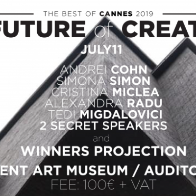 The Future of Creativity / The Best of Cannes