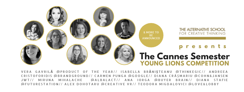 The Cannes Semester: SPEAKERS CONFIRMED