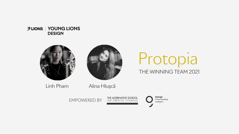 Protopia wins Design Competition at The Alternative School for Creative Thinking